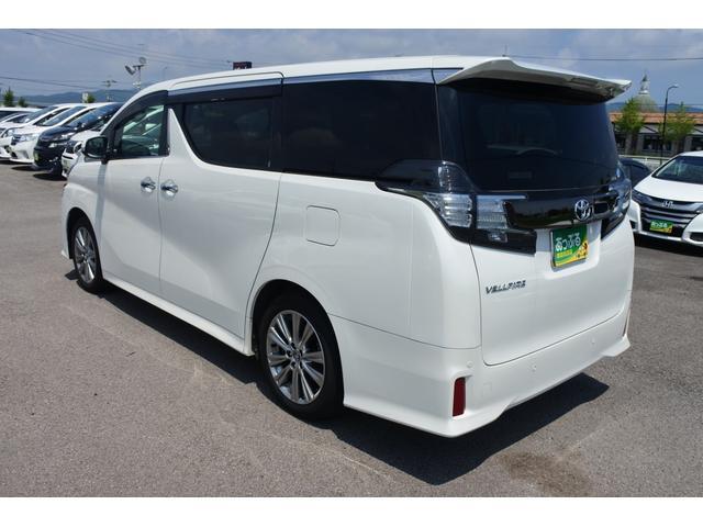 「トヨタ」「ヴェルファイア」「ミニバン・ワンボックス」「徳島県」の中古車9