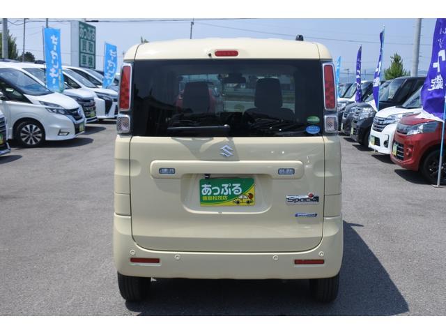 「スズキ」「スペーシア」「コンパクトカー」「徳島県」の中古車3