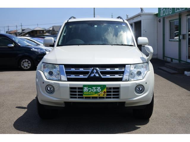 「三菱」「パジェロ」「SUV・クロカン」「徳島県」の中古車2