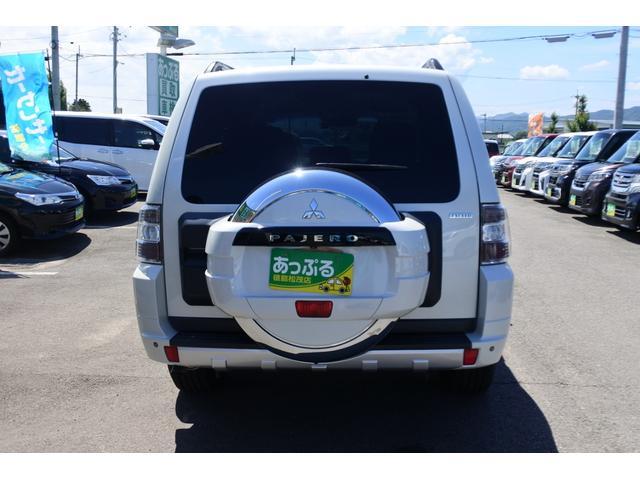 「三菱」「パジェロ」「SUV・クロカン」「徳島県」の中古車3