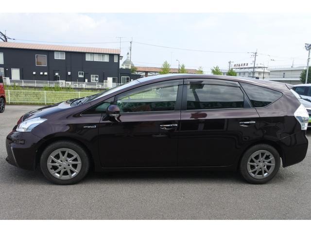「トヨタ」「プリウスα」「ミニバン・ワンボックス」「徳島県」の中古車5