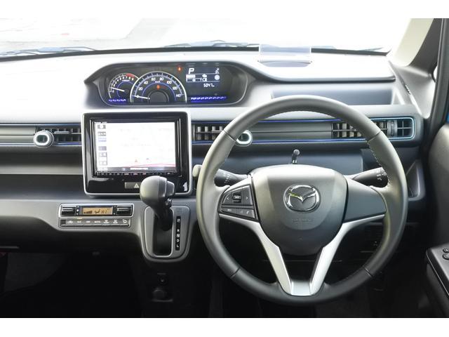 ハイブリッドXS 修復歴(リア) ストラーダ8インチナビ フルセグ Bluetooth 全方位モニター 衝突被害軽減ブレーキ 車線逸脱警報 コーナーセンサー ヘッドアップディスプレイ 運転席シートヒーター Pスタート(3枚目)