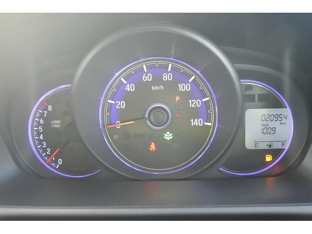 G 禁煙車 修復歴(右側面) 純正ナビ Bカメラ Pスタート スマートキー 革巻ステアリング 横滑り防止 オートエアコン HIDオートライト ETC ステリモ ベンチシート 電格ウインカードアミラー(4枚目)