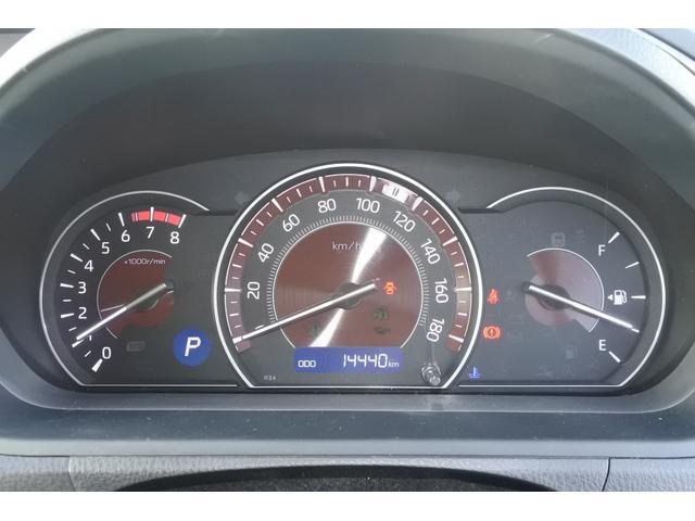 Gi 禁煙車 後期モデル 純正9インチナビ フルセグ Bluetooth トヨタセーフティセンス 両側電動 ドライブレコーダー シートヒーター Bカメラ クルーズコントロール LEDヘッド ダブルエアコン(4枚目)