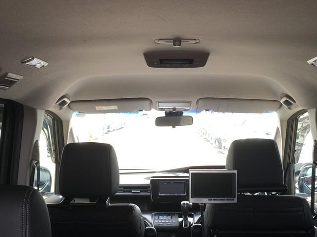 スパーダ・クールスピリット 禁煙車 リアモニター ナビ フルセグ DVD再生 Bカメラ ETC 両側パワースライド レーダークルーズ ステアリングリモコン パドルシフト シートヒーター 革 ロールサンシェード ハーフレザーシート(11枚目)