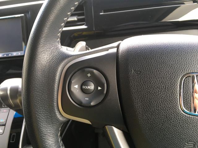 スパーダ・クールスピリット 禁煙車 リアモニター ナビ フルセグ DVD再生 Bカメラ ETC 両側パワースライド レーダークルーズ ステアリングリモコン パドルシフト シートヒーター 革 ロールサンシェード ハーフレザーシート(28枚目)