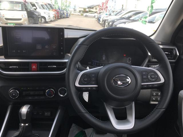 プレミアム 禁煙車 純正9インチディスプレイオーディオ LEDヘッドライト パノラマモニター フルセグ Bluetooth レーダークルーズ スマートアシストIII シートヒーター ハーフレザー 誤発進抑制装置(13枚目)