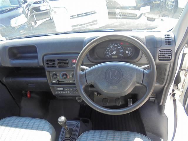 ホンダ アクティトラック SDX 5速MT 純正ラジオ エアコン