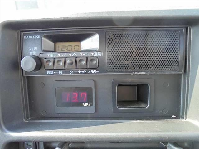 ダイハツ ハイゼットカーゴ CNG車 エアコン パワステ