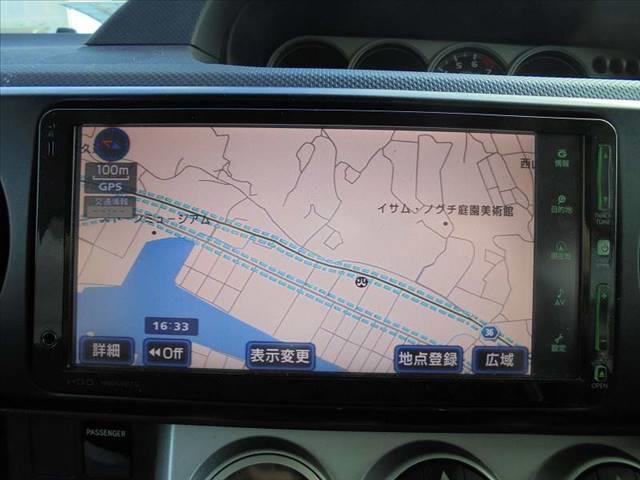 1.8S エアロツアラー 純正HDDナビ フルセグ DVD(12枚目)