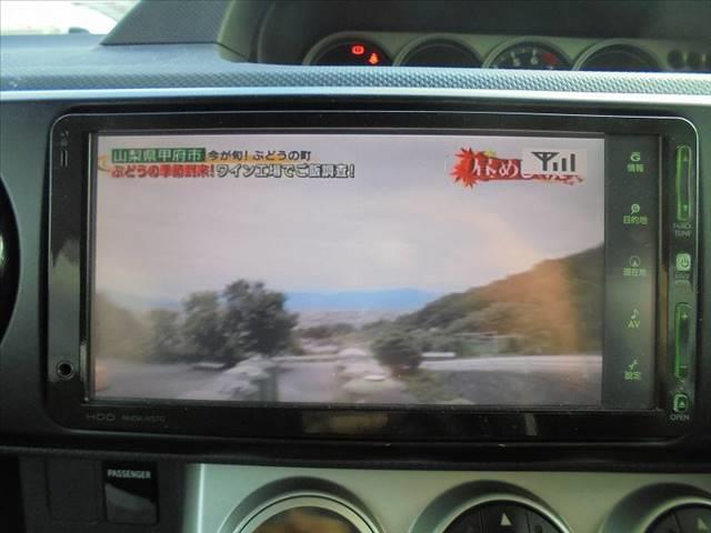 1.8S エアロツアラー 純正HDDナビ フルセグ DVD(13枚目)