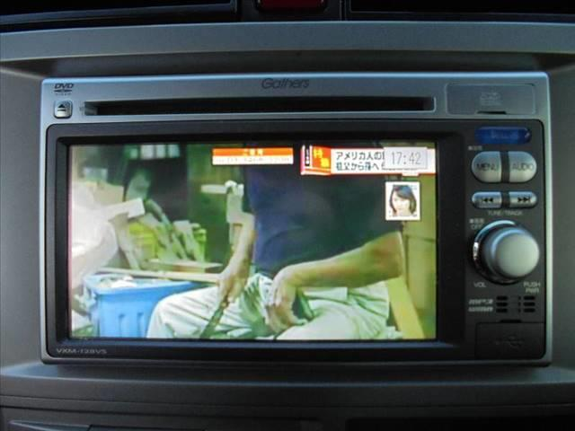 W 純正メモリーナビ 地デジTV DVD再生(15枚目)
