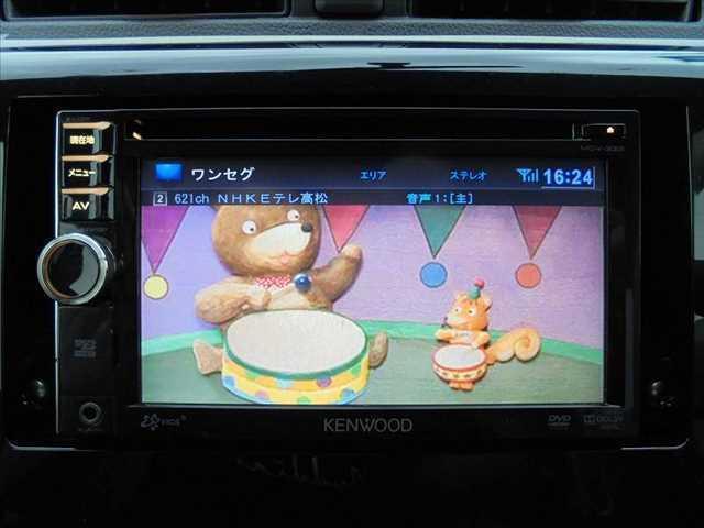 E 社外メモリーナビ 地デジTV DVD再生(15枚目)