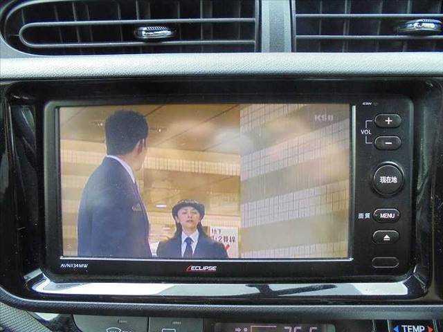 S ウェルキャブ 社外SDナビ 地デジTV プッシュスタート(5枚目)