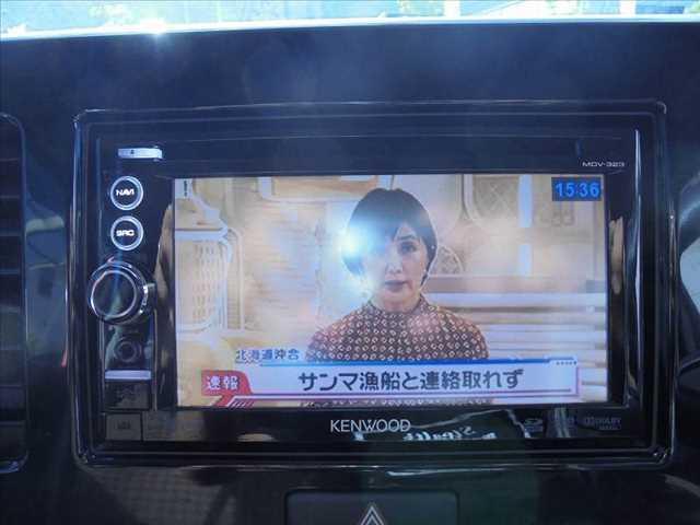 Xアイドリングストップ 社外メモリーナビ 地デジTV(14枚目)
