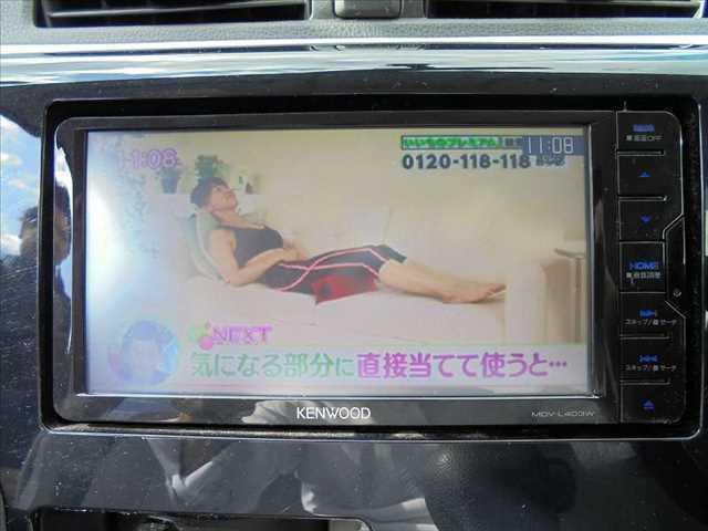 J 社外メモリーナビ 地デジ DVD再生 キーレス(4枚目)