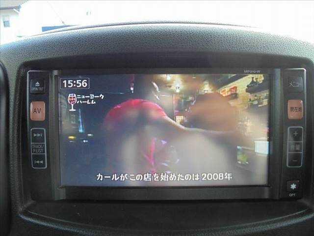 15X Mセレクション 純正ナビ 地デジTV DVD再生(4枚目)