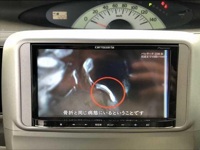 L 社外メモリーナビ フルセグTV DVD再生(18枚目)