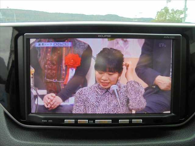 L 社外メモリーナビ フルセグTV DVD再生(4枚目)