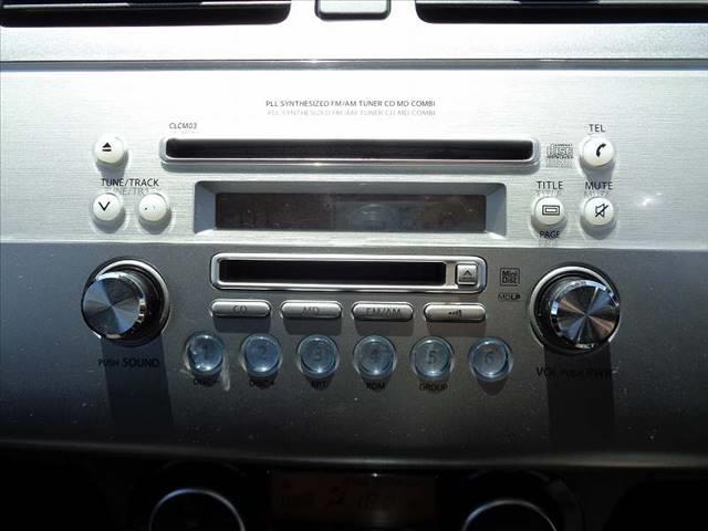 スタイル スマートキー ウッドコンビハンドル 純正アルミ ハーフレザーシート 純正CDオーディオ スマートキー ステアリングスイッチ 電格ミラー フォグライト ヘッドライトレベライザー シートリフター(3枚目)