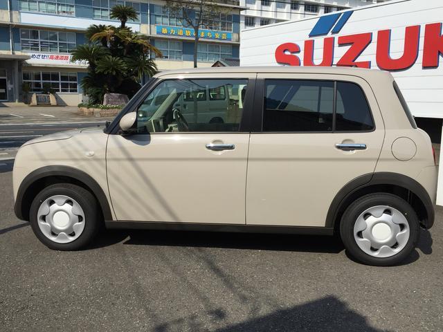 「スズキ」「アルトラパン」「軽自動車」「高知県」の中古車4