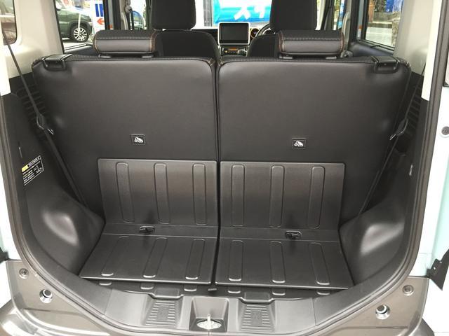 ギア HYBRID XZ サポカー/両側電動スライドドア(11枚目)