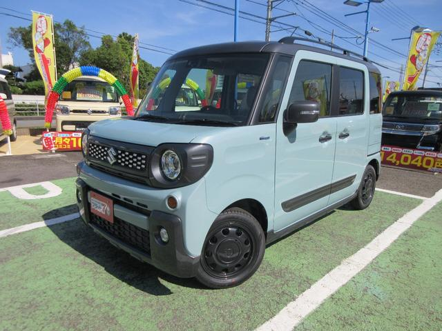 「スズキ」「スペーシアギア」「コンパクトカー」「徳島県」の中古車2