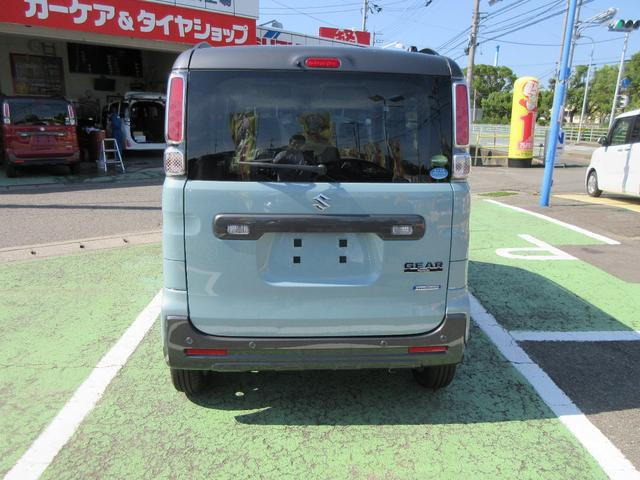 「スズキ」「スペーシアギア」「コンパクトカー」「徳島県」の中古車6