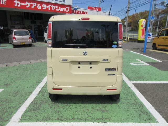 「スズキ」「スペーシア」「コンパクトカー」「徳島県」の中古車6