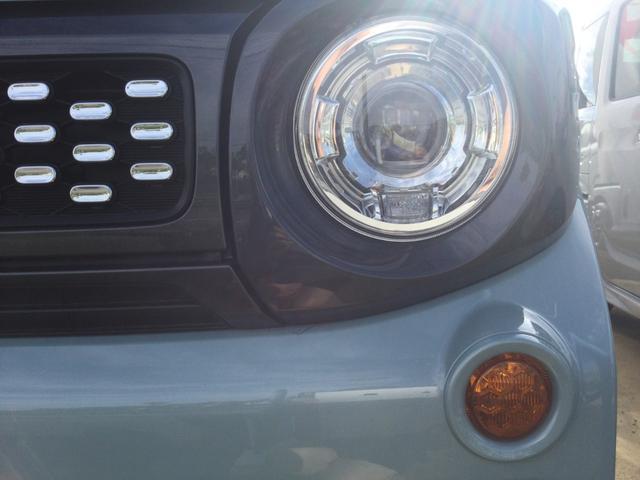 ハイブリッドXZ 届出済未使用車/LEDヘッドランプ/LEDフォグランプ/左側電動スライドドア/スリムサーキュレーター/ロールサンシェード/後席右側テーブル/シートヒーター/USBソケット/スズキセーフティサポート(22枚目)