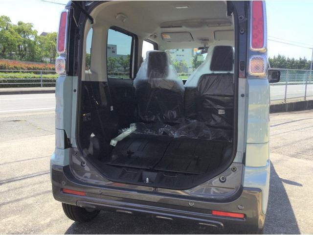 ハイブリッドXZ 届出済未使用車/LEDヘッドランプ/LEDフォグランプ/左側電動スライドドア/スリムサーキュレーター/ロールサンシェード/後席右側テーブル/シートヒーター/USBソケット/スズキセーフティサポート(32枚目)