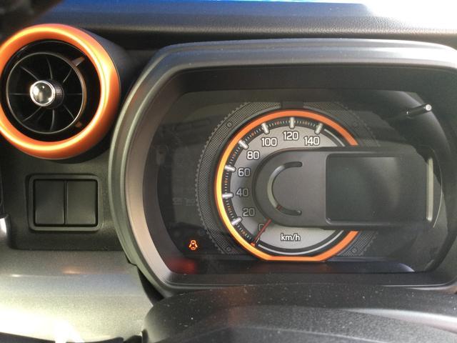 ハイブリッドXZ 届出済未使用車/LEDヘッドランプ/LEDフォグランプ/左側電動スライドドア/スリムサーキュレーター/ロールサンシェード/後席右側テーブル/シートヒーター/USBソケット/スズキセーフティサポート(40枚目)
