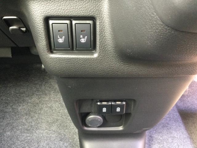 ハイブリッドXZ 届出済未使用車/LEDヘッドランプ/LEDフォグランプ/左側電動スライドドア/スリムサーキュレーター/ロールサンシェード/後席右側テーブル/シートヒーター/USBソケット/スズキセーフティサポート(46枚目)