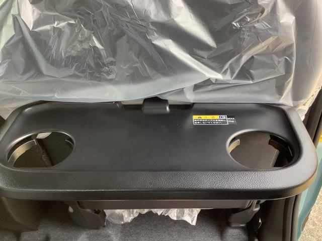 ハイブリッドXZ 届出済未使用車/LEDヘッドランプ/LEDフォグランプ/左側電動スライドドア/スリムサーキュレーター/ロールサンシェード/後席右側テーブル/シートヒーター/USBソケット/スズキセーフティサポート(53枚目)