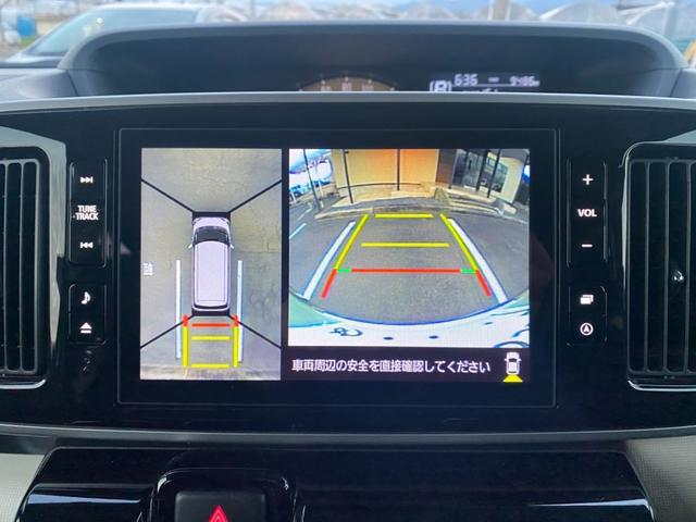 Gブラックアクセントリミテッド SAIII 純正大画面SDナビ パノラマモニター 両側電動スライドドア ドラレコ フューエルリッド シートヒーター フルセグTV Bluetooth CD録音 DVD 純正イルミネーション フロアマット 禁煙車(5枚目)