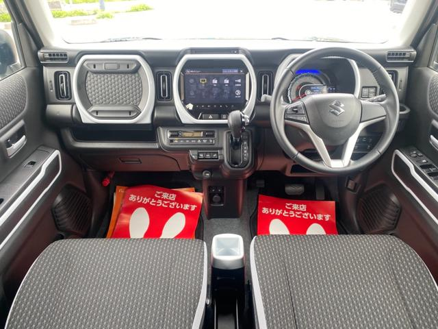 ハイブリッドX 4WD 純正9インチナビ 全方位モニター付 衝突被害軽減装置 LEDヘッドライト オートハイビーム 前席シートヒーター クリアランスソナー スマートキー ダウンヒルアシスト フロアマット 弊社デモカー(2枚目)