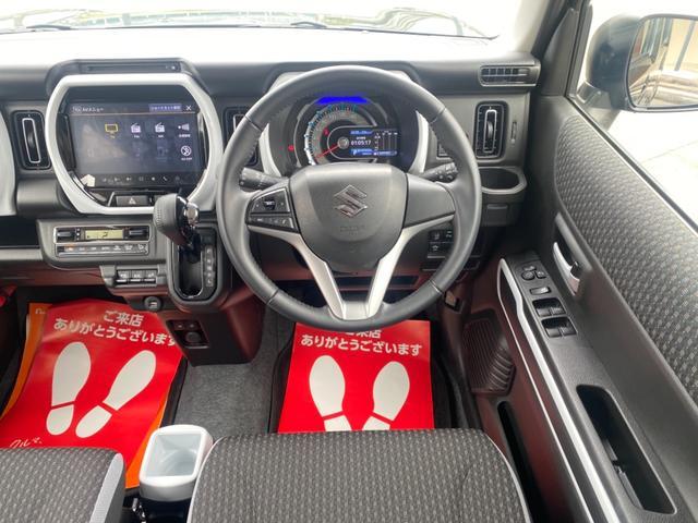ハイブリッドX 4WD 純正9インチナビ 全方位モニター付 衝突被害軽減装置 LEDヘッドライト オートハイビーム 前席シートヒーター クリアランスソナー スマートキー ダウンヒルアシスト フロアマット 弊社デモカー(35枚目)