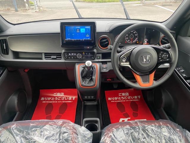 RS 6MT ターボ 届出済み未使用車 OP白ルーフ ボディーコーティング(5年間保証)バックカメラ フロアマット ドアバイザー フルLEDヘッドライト クリアランスソナー オートパーキングブレーキ USB(2枚目)