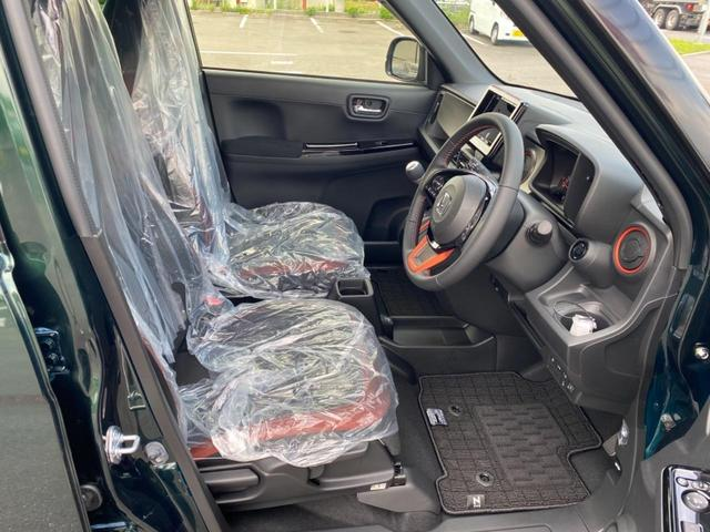 RS 6MT ターボ 届出済み未使用車 OP白ルーフ ボディーコーティング(5年間保証)バックカメラ フロアマット ドアバイザー フルLEDヘッドライト クリアランスソナー オートパーキングブレーキ USB(36枚目)