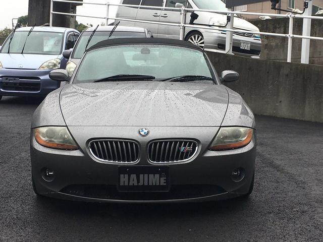 BMW BMW Z4 3.0i シートヒーター ETC AW HID