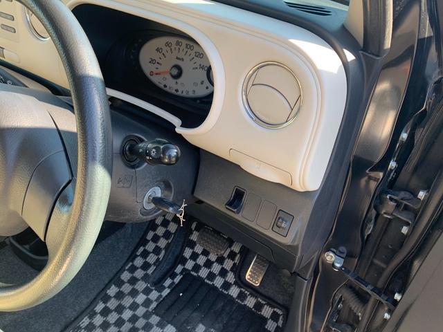 ココアプラスL ワンオーナー 純正CDオーディオ ETC ルーフレール オートライト フォグ 電格ウインカーミラー キーレス レベライザー フロアマット バイザー(10枚目)