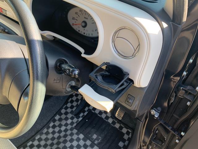 ココアプラスL ワンオーナー 純正CDオーディオ ETC ルーフレール オートライト フォグ 電格ウインカーミラー キーレス レベライザー フロアマット バイザー(11枚目)