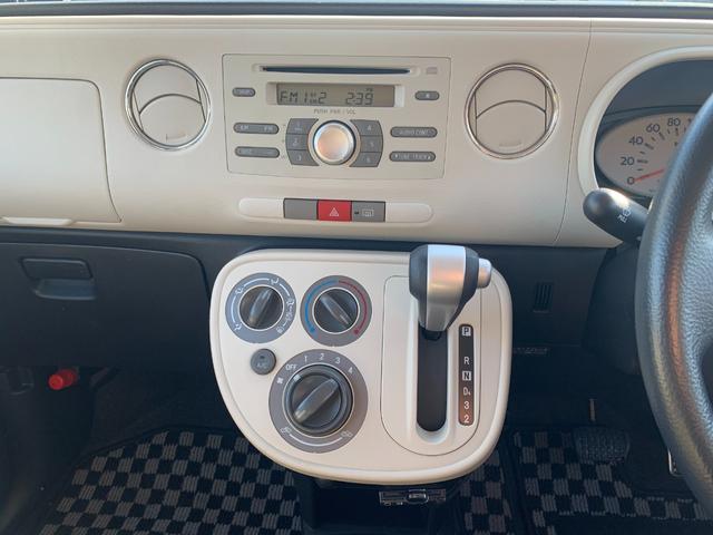 ココアプラスL ワンオーナー 純正CDオーディオ ETC ルーフレール オートライト フォグ 電格ウインカーミラー キーレス レベライザー フロアマット バイザー(18枚目)