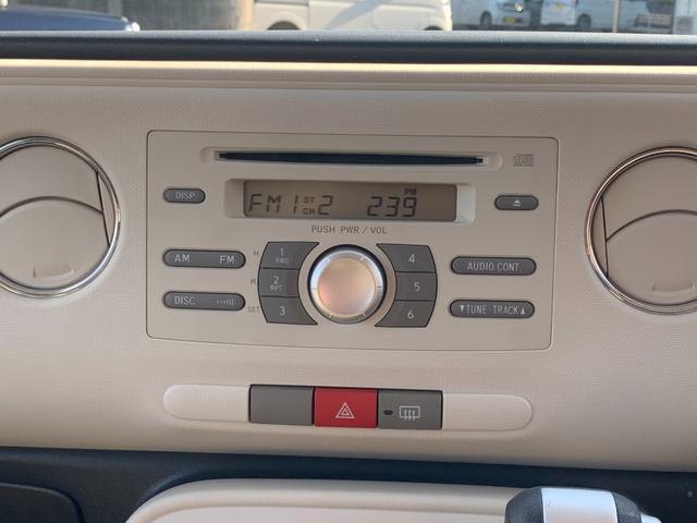 ココアプラスL ワンオーナー 純正CDオーディオ ETC ルーフレール オートライト フォグ 電格ウインカーミラー キーレス レベライザー フロアマット バイザー(19枚目)