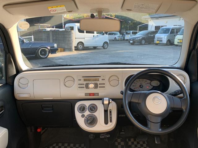 ココアプラスL ワンオーナー 純正CDオーディオ ETC ルーフレール オートライト フォグ 電格ウインカーミラー キーレス レベライザー フロアマット バイザー(41枚目)