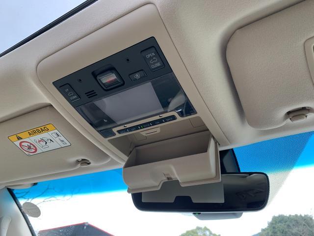 ZX ワンオーナ SDマルチ クールBOX BSM サンルーフ パワーバックドア ルーフレール マルチテレインモニター 寒冷地仕様 リヤエンター モデリスタエアロ ヘッドランプクリーナー LDA 本革シート(54枚目)