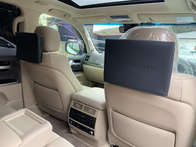 ZX ワンオーナ SDマルチ クールBOX BSM サンルーフ パワーバックドア ルーフレール マルチテレインモニター 寒冷地仕様 リヤエンター モデリスタエアロ ヘッドランプクリーナー LDA 本革シート(64枚目)