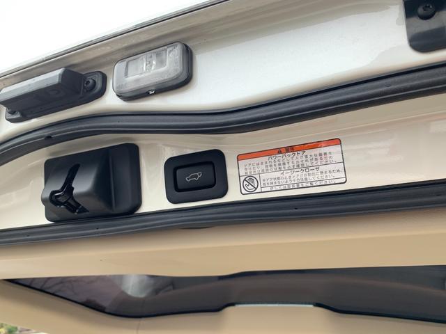 ZX ワンオーナ SDマルチ クールBOX BSM サンルーフ パワーバックドア ルーフレール マルチテレインモニター 寒冷地仕様 リヤエンター モデリスタエアロ ヘッドランプクリーナー LDA 本革シート(76枚目)