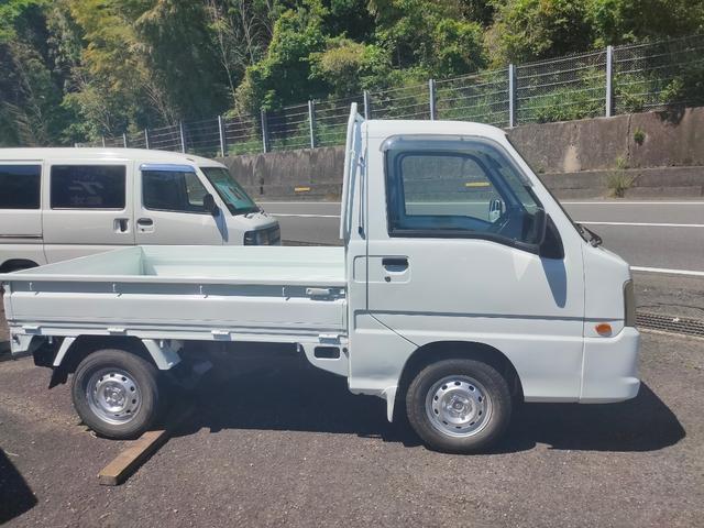 「スバル」「サンバートラック」「トラック」「徳島県」の中古車4