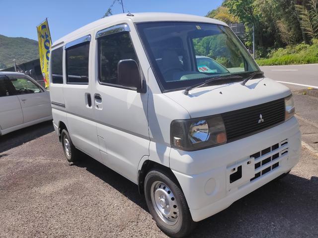 「三菱」「ミニキャブバン」「軽自動車」「徳島県」の中古車4